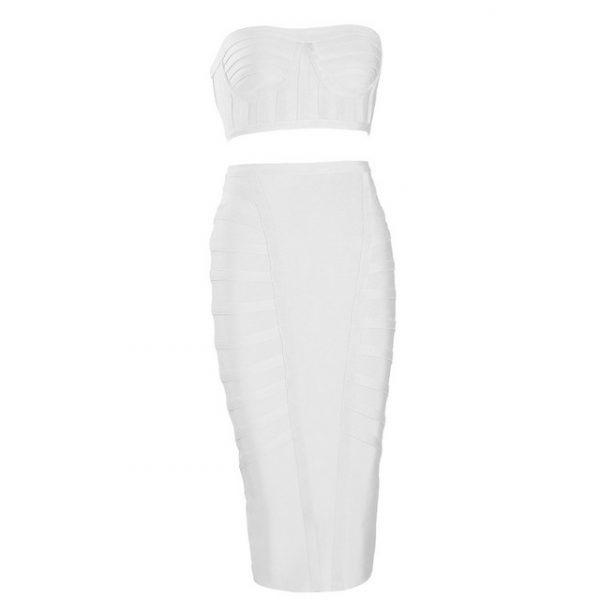 Two piece bandage set Nova wit